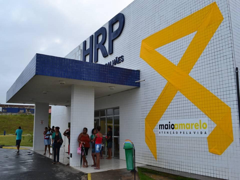 Resultado de imagem para hospital regional palmares